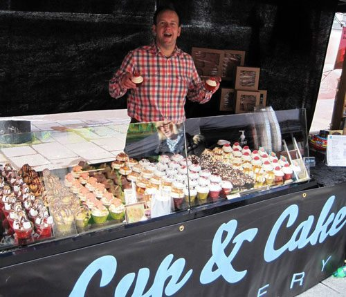 Cake Ideas For Cake Stall : Cup and Cake Bakery Our Stall